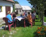CZ Kožíšková Blanka 20.8.2011 - Blanka, Luboš a Lenka Kožíškovi, Vláďa Šíla, Franta Honsa, Christian a Klaus Kretschmerovi