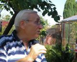 Vladimír Šíla CZ  - při nekonečných debatách s Karlem Ujkou