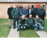 CZ Pokorný Jaroslav - 2004 návštěva u Csák Mihály při speciálce slepičáků v maďarském Bonyhádu